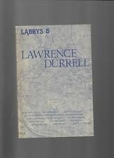 Young, G B; Labrys 5 Lawrence Durrell