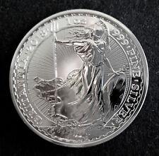 Silver Britannia Bullion Coin 2018 - 1oz .999 Fine Silver