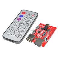 3.0 4.0 4.1 MP3 Bluetooth Decoding Board Car Speaker Refit With Remote Control