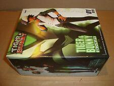 TIGER & BUNNY DX FIGURE 01 KOTETSU T.KABURAGI BANPRESTO 2012