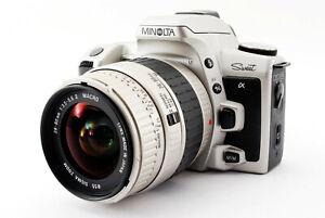**Exc+++++** Minolta Alpha Sweet α SLR camera w/Sigma 28-80mm F/3.5-5.6II 667093