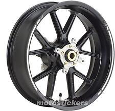 Adesivi ruote - adesivi cerchi per Ducati 1098 - stickers wheels