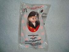 Mcdonald's Madame Alexander 2005 doll Equestrian Girl # 9 NIP