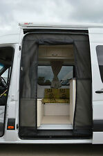 sliding door fly screen RV flyscreen Mercedes Sprinter  >2006 Highroof motorhome