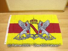 Fahnen Flagge Baden Grossherzogtum - 60 x 90 cm