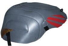 Tapis de réservoir Bagster Aprilia RSV MILLE R FACTORY ACIER / déco PRECIO OR
