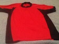 Canari Cycling Red&Black Biking Shirt Mens Large?