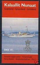 Greenland Booklet - Scott 224a