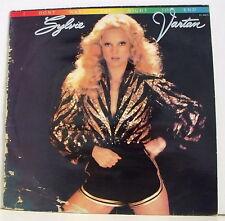 "33T Sylvie VARTAN Vinyle LP 12"" I DON'T WANT THE NIGHT TO E"
