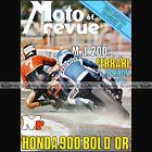 MOTO REVUE N°2409 ★ HONDA CB 900 F BOL D'OR ★ SUZUKI TS 125 ER PATRICK PONS 1979