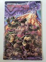 TEENAGE MUTANT NINJA TURTLES #18 (1989) MIRAGE COMICS EASTMAN & LAIRD! 1ST PRINT