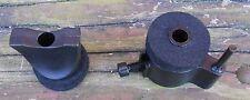 alesis anti-spin rotation stopper, 2 filz, 8 mm flügelmutter für surge cymbal