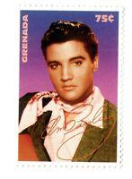 Elvis Presley sellos Grenada stamps music