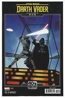 Star Wars Darth Vader #10 2021 Unread Empire Strikes Back Variant Marvel Comic