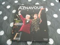 """CD-LIVRE NEUF """"CHARLES AZNAVOUR : AZNAVOUR / MINNELLI (1991)"""""""