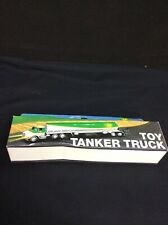 BP-Toy Tanker Truck-Dual Sound, Real Head & Tail Lights NOS