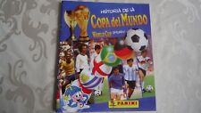 PANINI voetbal album WORLD CUP STORY complete top condition football Maradona