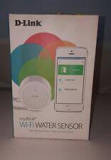 D-Link Wi-Fi Water Sensor Home Leak Detector Wireless Security Alert Alarm Flood
