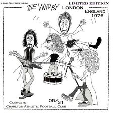 The Who  Live at the Charlton Athletic Football Club  1976 May 31st,  LTD 2 CD