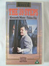 The Thirty Nine Steps (VHS Video Tape)