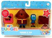 Hey Duggee  - Duggee & Tag Search for Treasure  2 Figure Pack with Badge