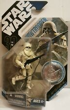 Star Wars - Concept Snow Trooper (Ralph McQuarrie) - 30th Annv coin collection