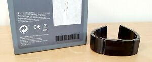 Wena Pro by Sony - Smart Strap with Contactless Payment Black