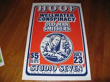 HOOF TAD SUB POP 90S STYLE GRUNGE POSTER WELLWATER CONSPIRACY TAD DOYLE POSTER