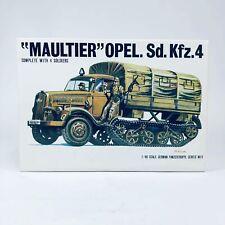 Bandai 1/48 German Opel Maultier Open Box 058226C