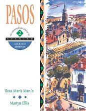 Pasos 2: STDNTS BK 2ED: An Intermediate Spanish Course: Student's Book Level 2,