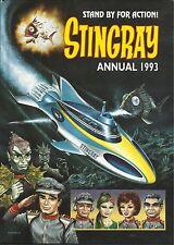 STINGRAY ANNUAL 1993. HARDBACK.