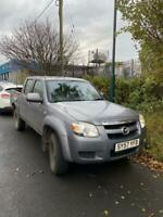 Mazda BT-50 2.5 TD double cab pick-up 4x4 (Ranger)