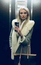 Zara NEU Mantel mit Kapuze Größe S