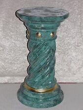Antik Säule Blumensäule Tisch Design Barock Säulen Stuckgips Deko 1014 Marmo Opt