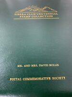 Sierra Club Centennial 1993 Stamp Collection by Postal Commemorative Society