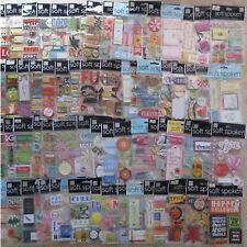 Soft Spoken Stickers Mixed Lot - 10 Packs (Random Assortment)