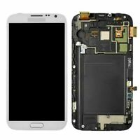 For Samsung Galaxy Note2 N7105 i317 LCD Display Touch Screen Digitizer Frame Lot