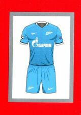 CHAMPIONS LEAGUE 2015-16 Topps -Figurine-stickers n. 509 - 1° MAGLIA ZENIT -New