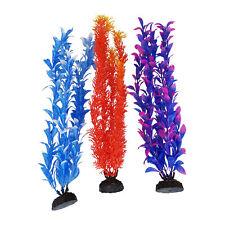 New listing Vibrant Colored Seaweed Aquarium Plants 12-13 Inch, 3 pack