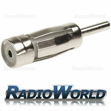 ISO Plug to DIN Aerial Antenna Adaptor For Car Radios PC5-27