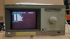 Hp 16500B Logic Analyzer Passes All Self Tests Includes System Diskettes