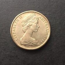 1984 AUSTRALIAN $1 ONE DOLLAR COIN