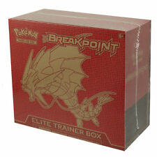 Pokémon TCG Card Game XY BREAKpoint Elite Trainer Box Pokemon Break Point