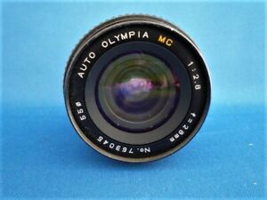 Objektiv Auto Olympia MC 1:2.8 f= 28mm