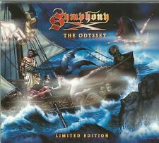 SYMPHONY X  -  THE ODYSSEY.   /  LIMITED EDITION , WITH SLIPCASE AND BONUS TRACK