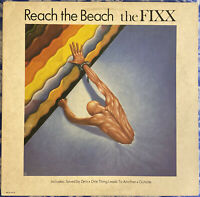 The Fixx ‎– Reach The Beach 1983 Vinyl LP MCA Records ‎MCA 5419 VG++