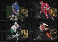 99-00 MVP HANDS OF GOLD 11 CARD COMPLETE SET GRETZKY - YZERMAN +