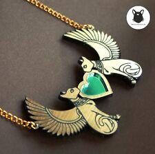 Bastet Halskette ägyptische Katze Ancient Egypt Cat Goddess Necklace Kette