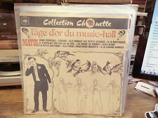 Mayol - l'age d'or du music-hall - collection chouette - CBS 52443