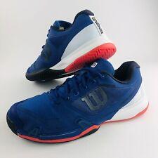 Wilson Rush Pro 2.5 Tennis Shoes Mens US 9.5 EUR 43.5 Sneakers Trainers Blue